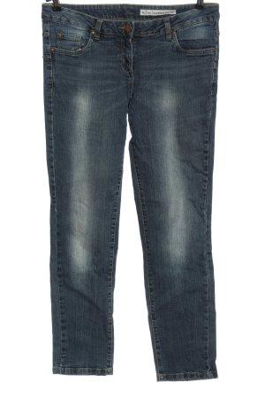 Blue Motion Jeans met rechte pijpen blauw casual uitstraling