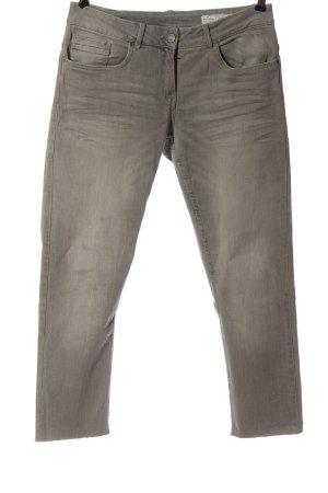 Blue Motion Slim Jeans khaki meliert Casual-Look