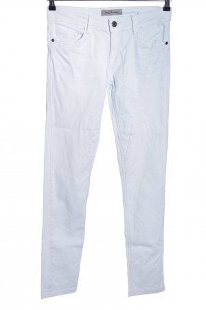 Blue Motion Stretch Jeans weiß Casual-Look