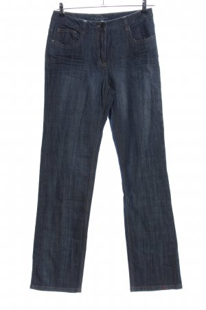 Blue Motion Jeans elasticizzati blu stile casual