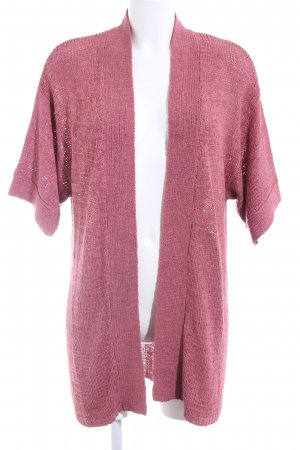 Blue Motion Strick Cardigan pink Casual-Look