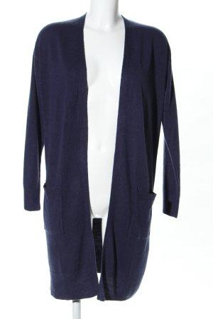 Blue Motion Strick Cardigan blau Casual-Look