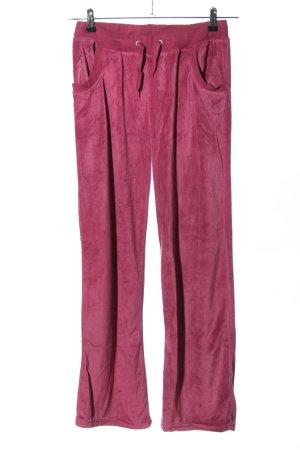 Blue Motion Sweathose pink Casual-Look