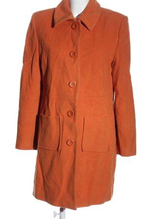 Blue Motion Płaszcz przejściowy jasny pomarańczowy W stylu casual