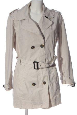 Blue Motion Płaszcz przejściowy w kolorze białej wełny W stylu casual