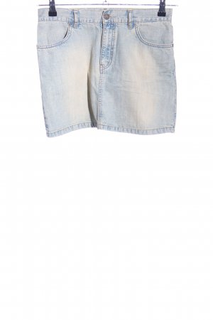 Blue One Jeansrock blau Casual-Look