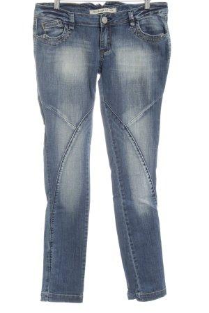 Blue Rags Slim Jeans blau Casual-Look