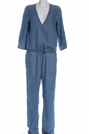 Blue Ridge Denim Langer Jumpsuit blue casual look