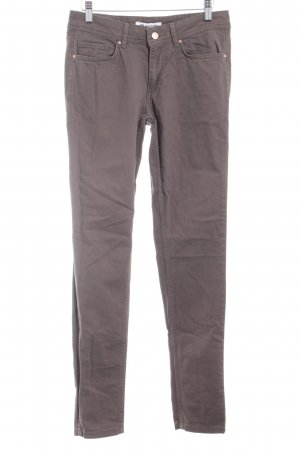 Blue Ridge Denim Röhrenhose dunkelgrün Casual-Look