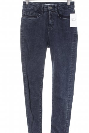 Blue Ridge Denim Skinny Jeans dunkelblau Casual-Look
