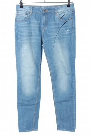 Blue Ridge Denim Jeans slim fit blu stile casual