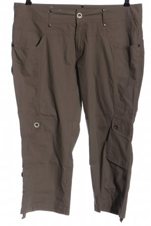 Blue Seven 3/4 Length Trousers light grey casual look
