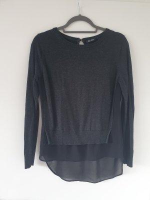 Blue Seven Fine Knit Jumper dark grey