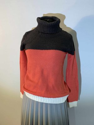 Blue Seven Turtleneck Sweater multicolored
