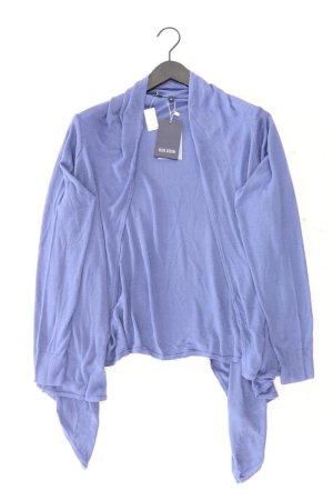 Blue Seven Strickjacke Größe 48 neu mit Etikett Langarm blau aus Viskose