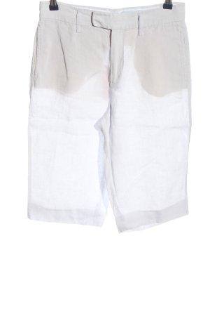 Blue Strenesse Pantalone a 3/4 grigio chiaro stile casual