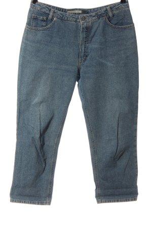 Blue Strenesse 7/8-jeans blauw elegant