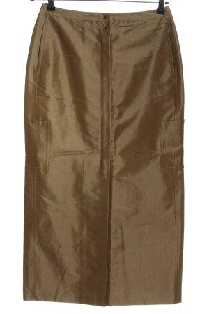 Blue Strenesse Ołówkowa spódnica brąz W stylu casual
