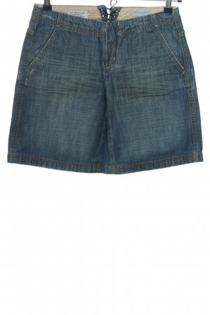 Blue Strenesse Jeansshorts blau Casual-Look