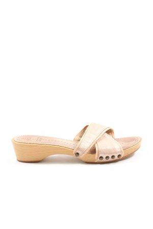 Blue Strenesse Komfort-Sandalen