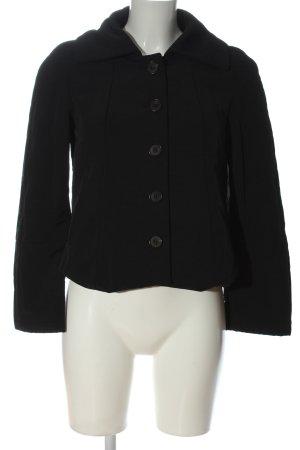 Blue Strenesse Cappotto corto nero stile casual