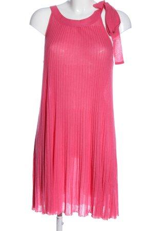 Blue Strenesse Minikleid pink Streifenmuster Casual-Look