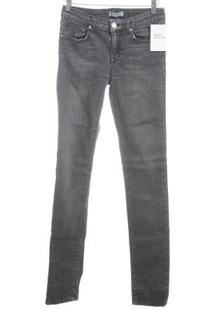 Blue Strenesse Skinny Jeans grau Casual-Look
