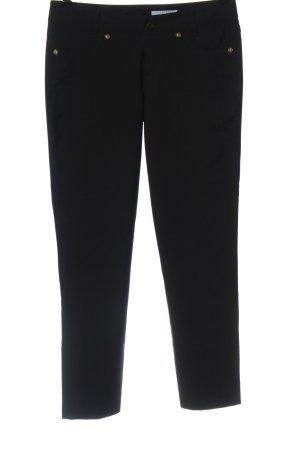 Blue Strenesse Stoffen broek zwart casual uitstraling