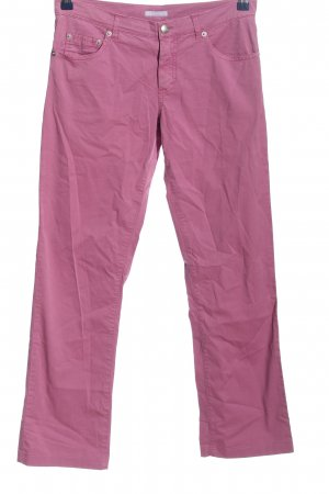 Blue Strenesse Straight-Leg Jeans pink Casual-Look