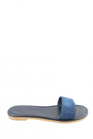 Blue Strenesse Beach Sandals blue casual look