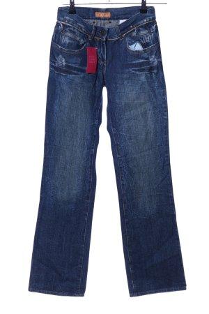 Blue Vision Skinny Jeans blau Casual-Look