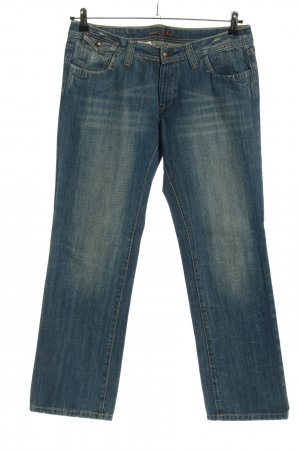 Blue Vision Straight-Leg Jeans