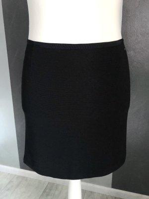 Blueberry Midi Skirt black