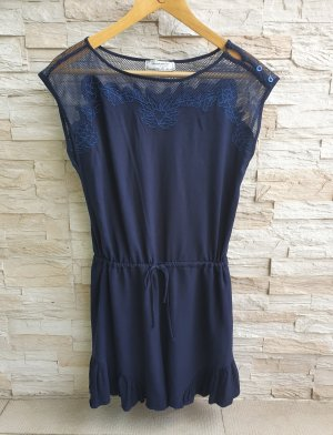 blueberry nights embroidered mesh romper Jumpsuit Anzug Playsuit Boho Bohemian Ibiza fashionista