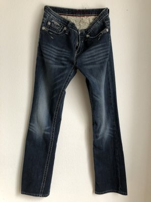 bluefire Jeans cigarette multicolore