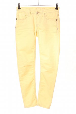 bluefire Low Rise jeans sleutelbloem casual uitstraling