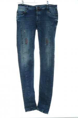 bluefire Carrot Jeans blue casual look