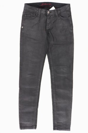 bluefire Faux Leather Trousers black cotton