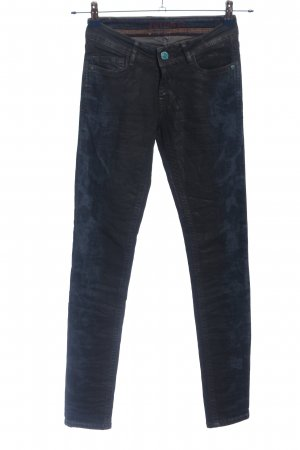 bluefire Tube jeans blauw casual uitstraling