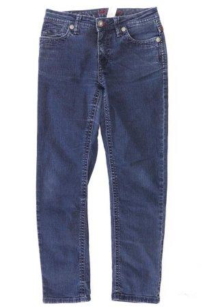 bluefire Jeans met rechte pijpen blauw-neon blauw-donkerblauw-azuur Katoen