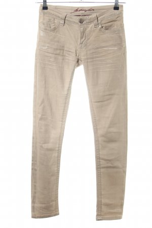 bluefire Stretch broek wolwit casual uitstraling