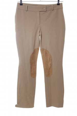 Bluegirl Riding Trousers natural white-nude simple style