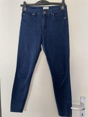 Armedangels Skinny Jeans dark blue