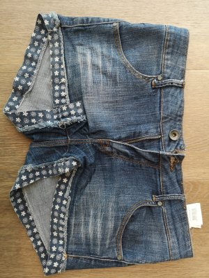 Outfitters nation Short en jean multicolore