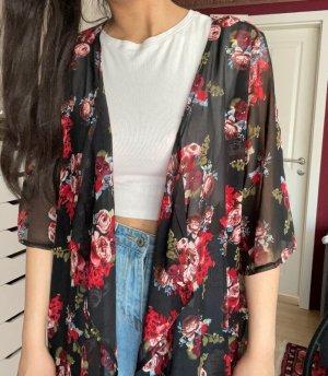 Blümchen Kimono, Größe M