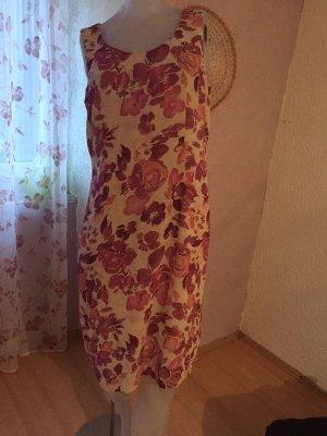 Sukienka ze stretchu Wielokolorowy