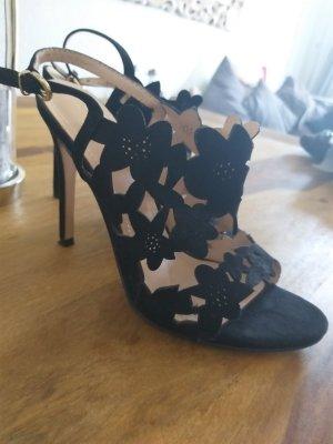 Blümchen Sandaletten