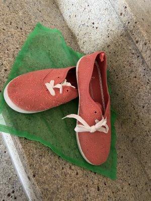 Blümchen Schuhe