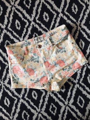 Tkmaxx High-Waist-Shorts multicolored