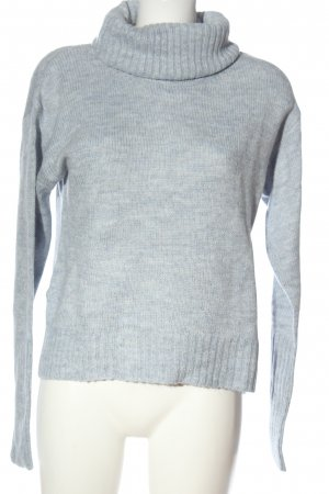 Bluemotion Turtleneck Sweater blue casual look